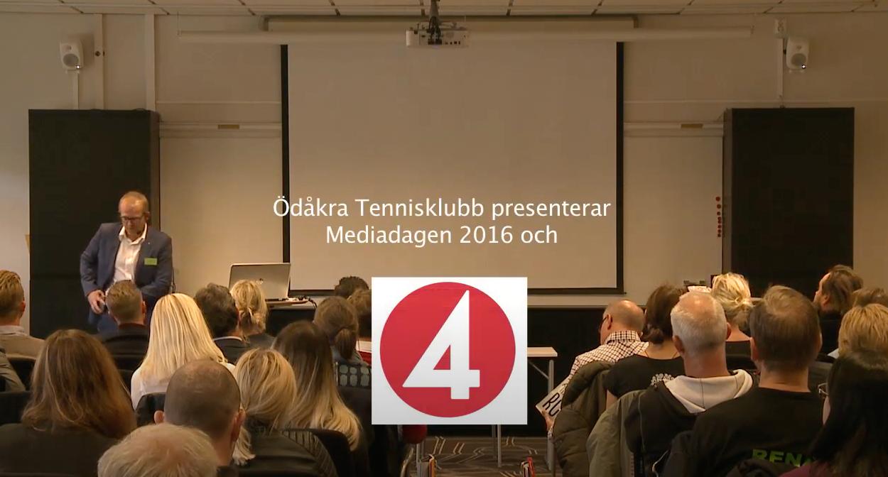 Mediadagen 2016 - TV-reklam