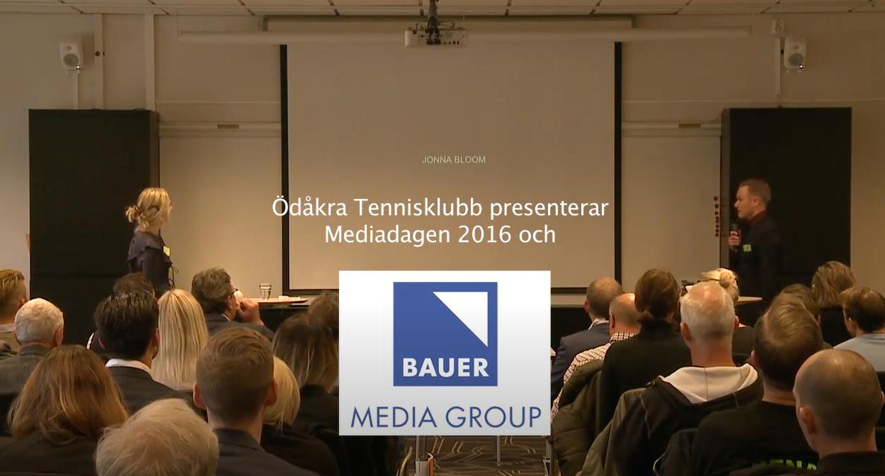 Mediadagen 2016 - Radioreklam