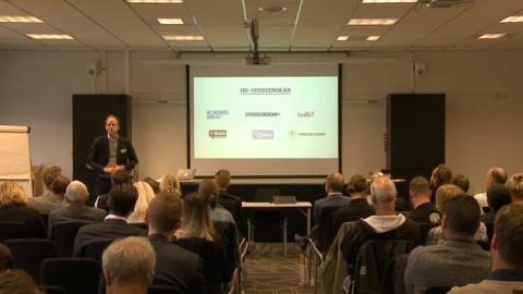 Mediadagen 2016 - Tidningsreklam