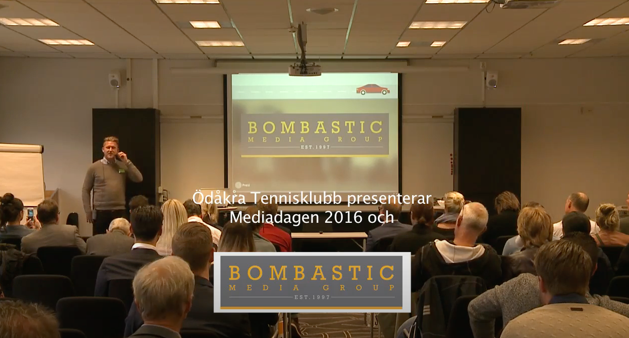 Mediadagen 2016 - Utomhusreklam