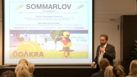 Mediadagen 2017 - Marknadsföring genom idrott