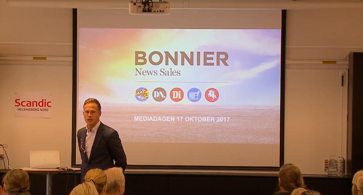 Mediadagen 2017 - Reklam i dagspress