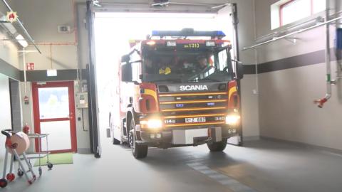 Räddningstjänsten Skåne Nordväst - Station City - Friska Brandmän